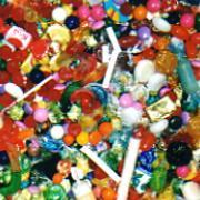 Dégustation de bonbons